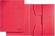 Leitz Jurismappe in rot - Produktansicht