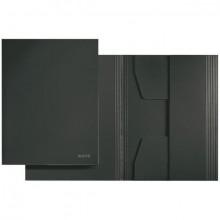 Leitz Jurismappe/Dreiklappenmappe A4 320 g/m2 schwarz