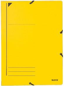 Leitz Eckspannmappe in gelb