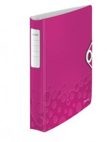 Ringbuch Active WOW 4D, Ø 30 mm, pink metallic