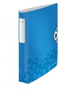 Ringbuch Active WOW 4D, Ø 30 mm, blau metallic
