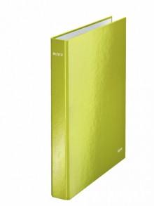 Ringbuch WOW 2D, Ø 25 mm, grün metallic