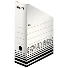 Archivstehsammler A4 Solid 320x80x260mm, weiß, bis zu 900 Bl.