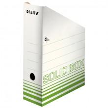 Archivstehsammler A4 Solid 320x80x260mm, hellgrün, bis zu 900 Bl