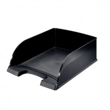 Briefkorb Jumbo Plus schwarz Innenmaß B240xH95xT330mm
