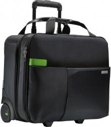 Handgepäck Trolley Smart Traveller schwarz, L/B/H: 420 x 200 x 370 mm