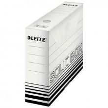 Archivschachtel Solid für A4 330x80x257mm, weiß, für bis zu 700 Bl