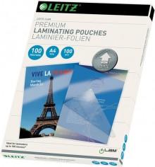 Laminier Folientaschen A4 UDT 100 mic glasklar