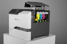 Farb-Laserdrucker CS728de inkl. UHG Druckqualität bis 1200 x 1200 dpi,