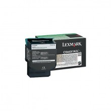 Rückgabe-Tonerkassette schwarz für C544,X544