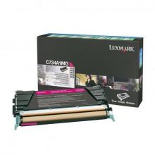 Rückgabe Tonerkassette magenta für C734,C736,X734,X736,X738