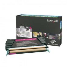 Rückgabe Tonerkassette magenta für C736,X736,X738