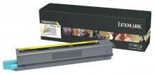 Tonerkassette gelb für C925DE, C925DTE
