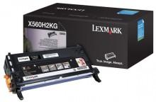Tonerkassette X560H2KG, schwarz für X560dn, X560n