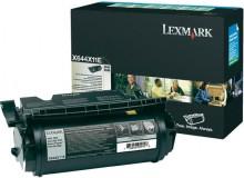 Rückgabe-Druckkassette schwarz für X644dte, 644e MFP, 644e MFP Page