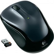 Wireless Mouse M325, silber, 3 Tasten, USB-Nano-Empfänger