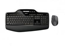 Logitech Cordless Desktop MK710, sw kabellose Tastatur und Lasermaus