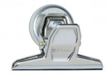 Klemmer MAULpro 75 mm m.Magnet Metall Klemmweite 20mm vernickelt