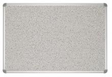 Pinnboard MAULoffice 100/150 gr Struktur Alurahmen,Ecken grau