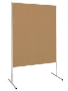 Moderationstafel MAULstandard gr 150/120cm Oberfläche Karton