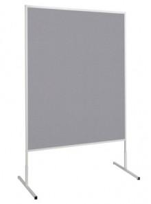 Moderationstafel MAULstandard gr 150/120cm Oberfläche gr Filz