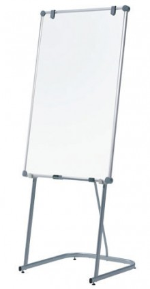 Mobiles Whiteboard 2000 MAULpro gr 120/75cm