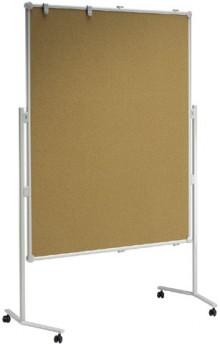 Moderationstafel MAULpro gr 150/120cm Oberfläche Kork