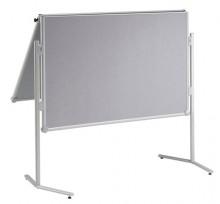 Moderationstafel MAULpro klappb. gr 150/120cm Oberfläche Glasfaser