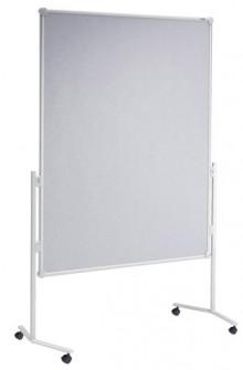 Moderationstafel MAULpro gr 150/120cm Oberfläche Glasfaser