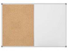 Combiboard MAULstandard grau 60/90cm Kork/WB im Karton 5ST