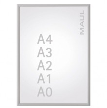 Klapprahmen MAULstandard A1 si 87,2x63x1,2cm
