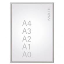 Klapprahmen MAULstandard A2 si 63x45x1,2cm