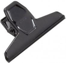 Maul Briefklemmer 125mm breit 30mm Klemmweite schwarz