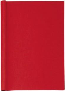 Klemmbinder A4 rot Füllhöhe 2cm, # 2414225