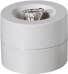 Klammerspender grau 30123-82 aus bruchsicherem Kunststoff