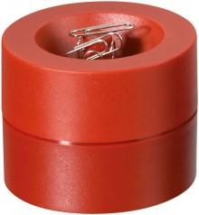 Klammerspender rot 30123-25 aus bruchsicherem Kunststoff