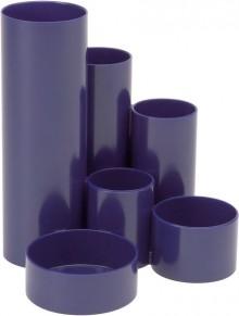 Schreibgeräte Maul Deskbox blau 6 Röhren, Höhe: 14,8cm