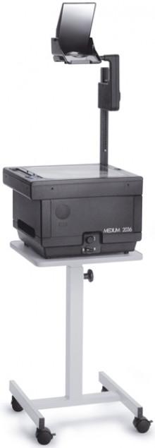 Medium Projektionstisch PT3 Stellfläche: B/T 37,5/39cm