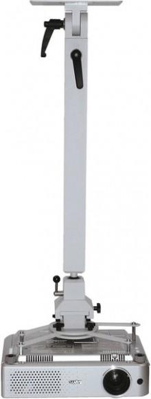 Medium Deckenhalterung Exclusiv 67-110cm für Winkelmontage