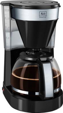 Kaffeemaschine Easy Top II schwarz, Glaskanne für bis zu 10 Tassen,
