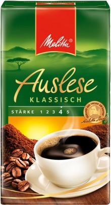 Willkommensgeschenk: 5x Melitta Kaffee-Pads Auslese, 16 Stück