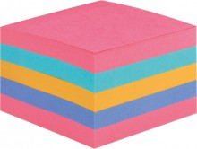 Post-it Super Sticky Würfel 2028-SS-RBWC 76x76mm,