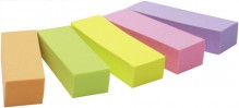 Page Marker Post-it 670/5 15x50mm 5 Blocks