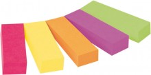 Post-it® Page Marker #670-5JA 5 x 50 Blatt, schmale Blocks,