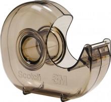 Handabroller f.Klebefilm Scotch transparent, 19mmx33m H-127