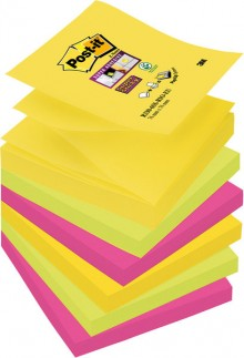 Post-it Super Sticky Z-Notes 76x76 Rio de Janeiro Collection