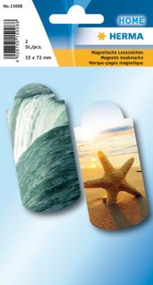 Magnetische Lesezeichen Urlaub