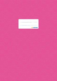 Heftschoner Folie A4 hoch pink gedeckt
