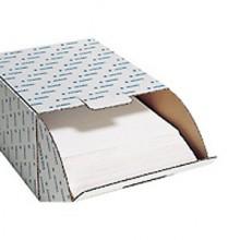 Fotoeinlageblatt A4 fotophan 9x13hoch weiss PP-Folie 250 Bl