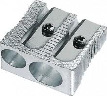 Spitzer Doppel Metall Keilform bis 8 und 11mm